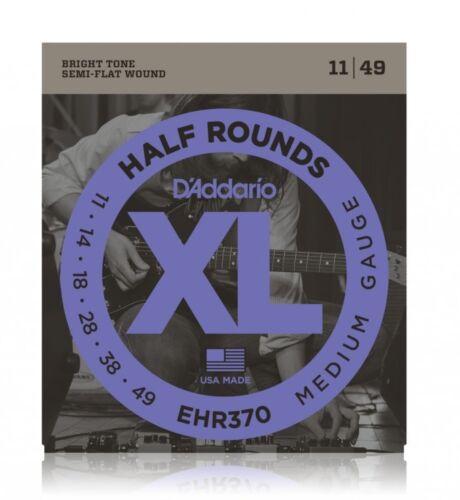DAddario EHR370 XL Half Rounds 011-049