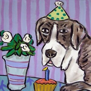 great-dane-birthday-picture-animal-coaster-dog-art-tile