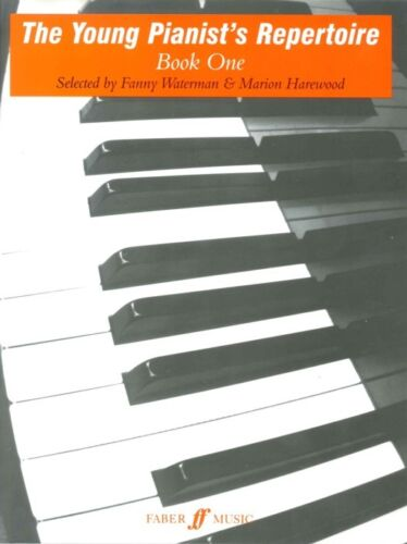 YOUNG PIANISTS REPERTOIRE Book 1 Waterman Piano