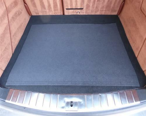 Kofferraummatte Wendematte mit Ladekantenschutz Opel Zafira B 2005-2014