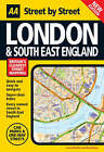 AA Street by Street London and the South East by AA Publishing (Paperback, 2005)