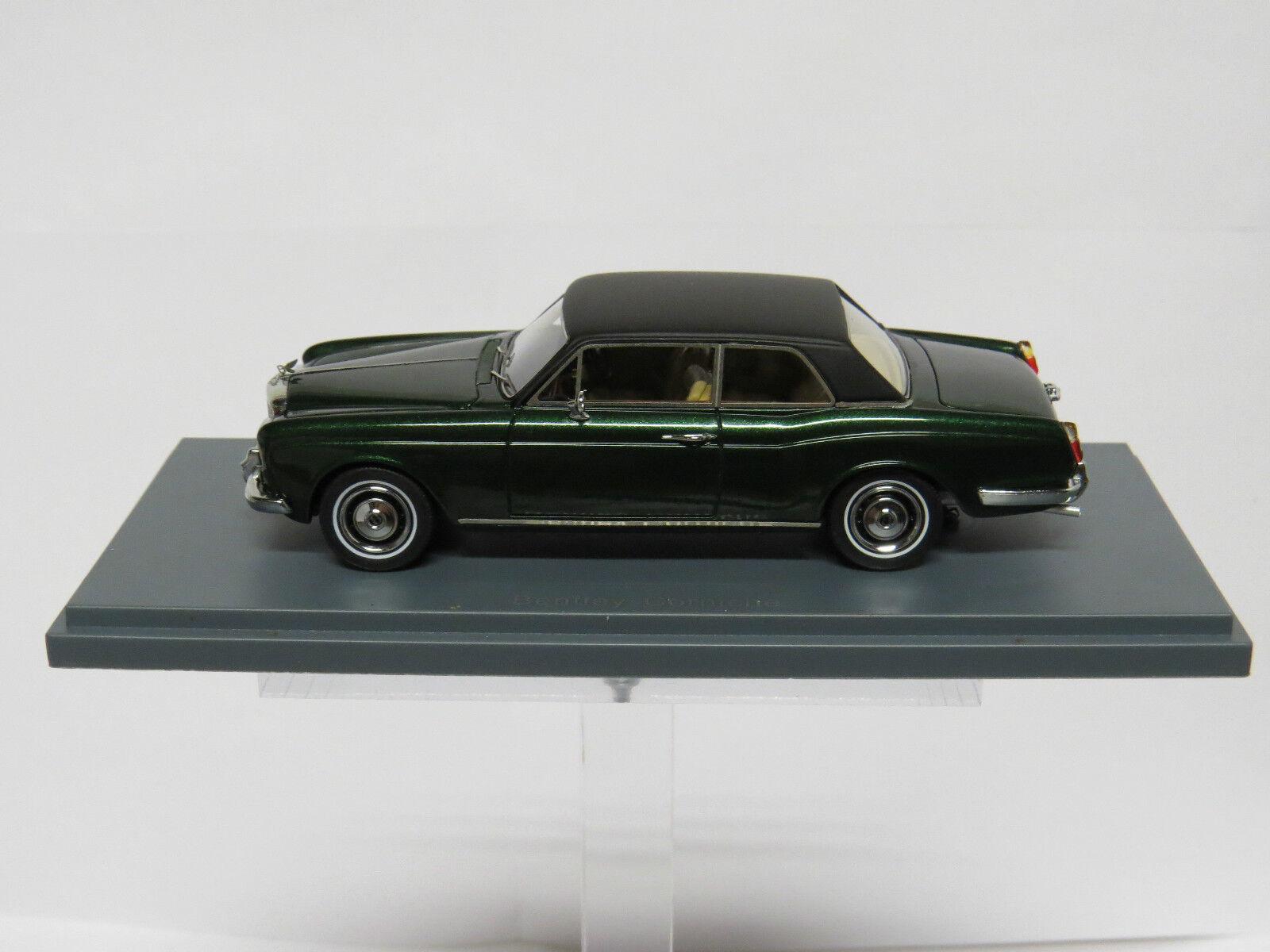 NEO 44145 Bentley Corniche 1 43 verde 1971   1977