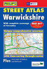 Philip's Street Atlas Warwickshire: Pocket by Octopus Publishing Group (Paperback, 2006)