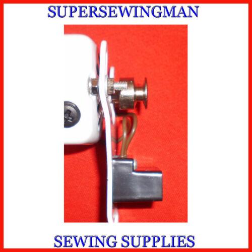 Fishing Lathe Motor Sewing Machine Fishing Line Spooler 110V .9AMPS