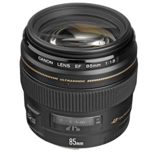 Canon-EF-85mm-f-1-8-USM-Autofocus-Lens