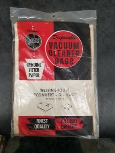 Westinghouse-Canister-Vacuum-Bags