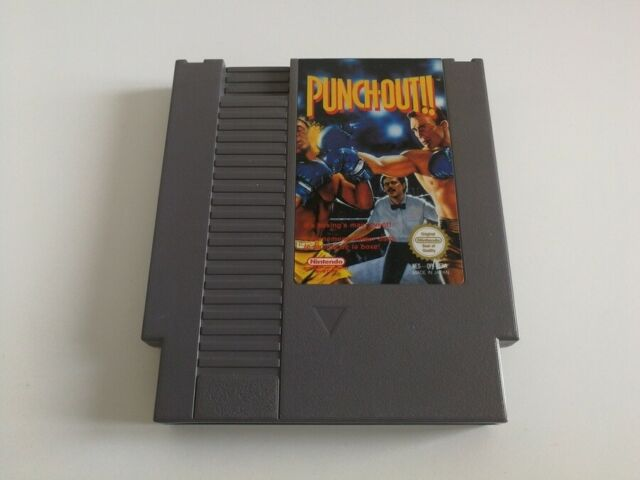 Punch-Out!  [NES-QP-FRA]