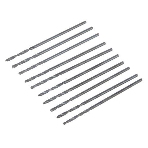 Genuine Silverline Metric HSS-R Jobber Bits 10pk 1.0mm224513