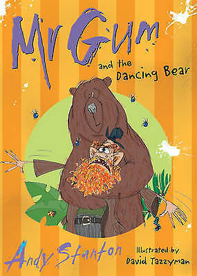Mr Gum and the Dancing Bear, Stanton, Andy , Good | Fast Delivery