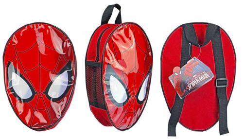 NEW OFFICIAL SPIDERMAN BACKPACK CHILDRENS SCHOOL BAG MARVEL AVENGERS SPIDERMAN