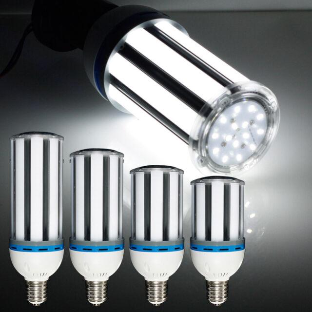 E40 35W LED Light Bulb Lamp 85-265V Cylinde 5630 SMD Corn Light Cool White Lamps