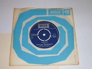 ENGELBERT-HUMPERDINCK-There-Goes-My-Everything-1967-UK-7-034-vinyl-single