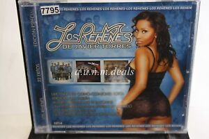 Los-Rehenes-De-Javier-Torres-22-Exitos-Music-CD-NEW