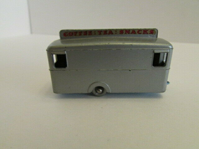 VINTAGE MATCHBOX LESNEY MOKO MOBILE REFRESHMENTS CANTEEN