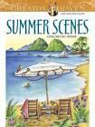 Creative Haven Summer Scenes Coloring Book by Teresa Goodridge (Paperback, 2016)