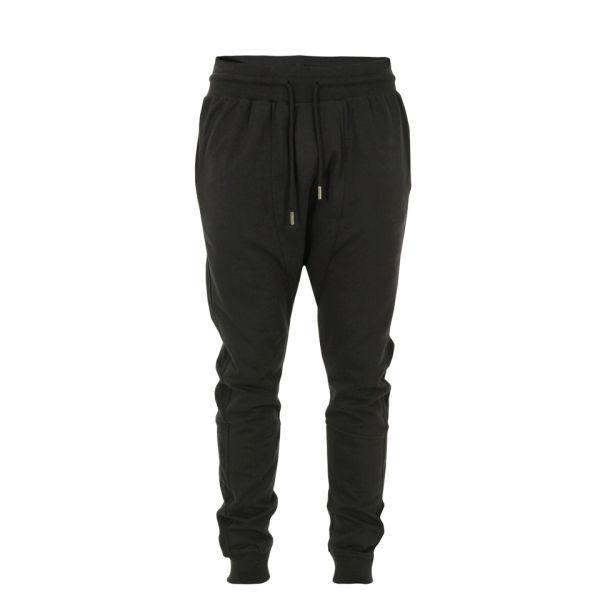 Mens BLOOD BredHERS MYTH Drop Credch Joggers sweatpants Size XL 34-36 waist