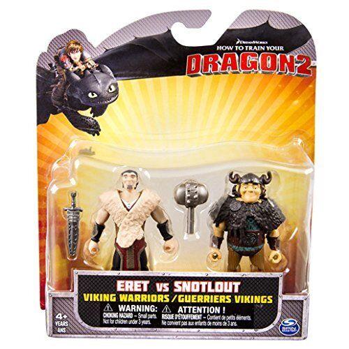 marmocchio personaggi Dragons NUOVO OVP wickinger Drago domare facile ERET vs