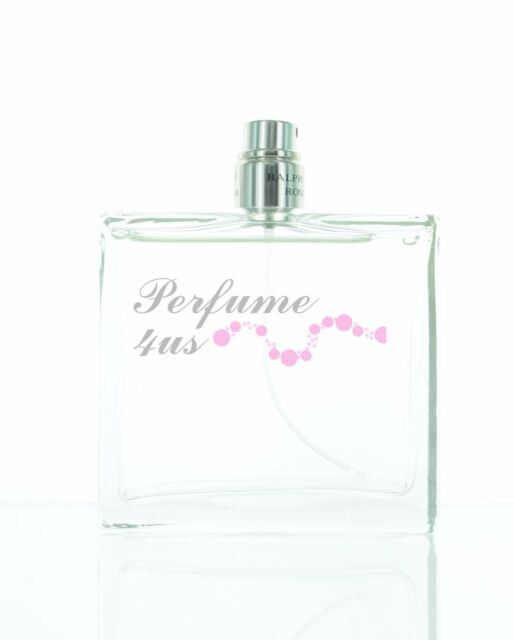 ROMANCE Ralph Lauren women 3.4 oz 3.3 edp perfume New spray tst