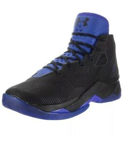 NEW Under Armour Curry 2.5 Blue Black