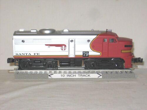 Williams 79 Santa Fe Dual Motor O//027 Alco FA-2 w// Horn /& Bell wks w// Lionel