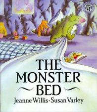 The Monster Bed by Jeanne Willis and Susan Varley (1999, Paperback)