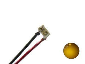 S1139-10-Stueck-SMD-LEDs-0201-gelb-mit-Draht-Kupferlackdraht-micro-mini