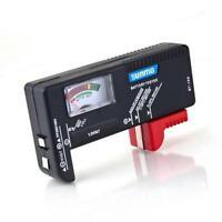 Universal Battery Tester Checker For Aa Aaa C D 9v Button Cell Volt 9v Bt-168