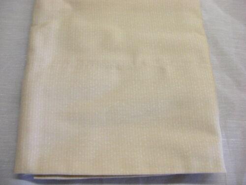 100/% Cotton 300 thread count Cream Dots 4PC Super Single Waterbed Sheet Set