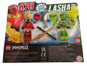 Lego® Ninjago™  Cole mit 2 Äxten Limited Edition Minifiguren Neu /& OVP