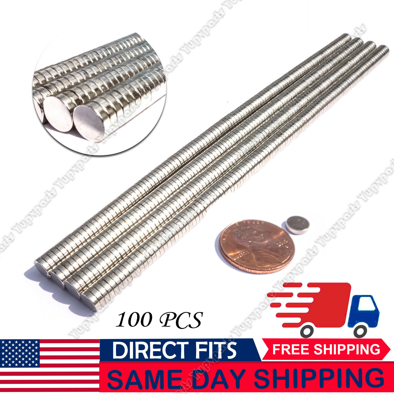 for other i.l.s Set of 5 round magnets neodymium super powerful 5x2mm where.