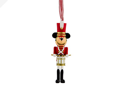 BNWT Disney Store Mickey /& Friends Disneyland Paris Christmas Tree Decoration