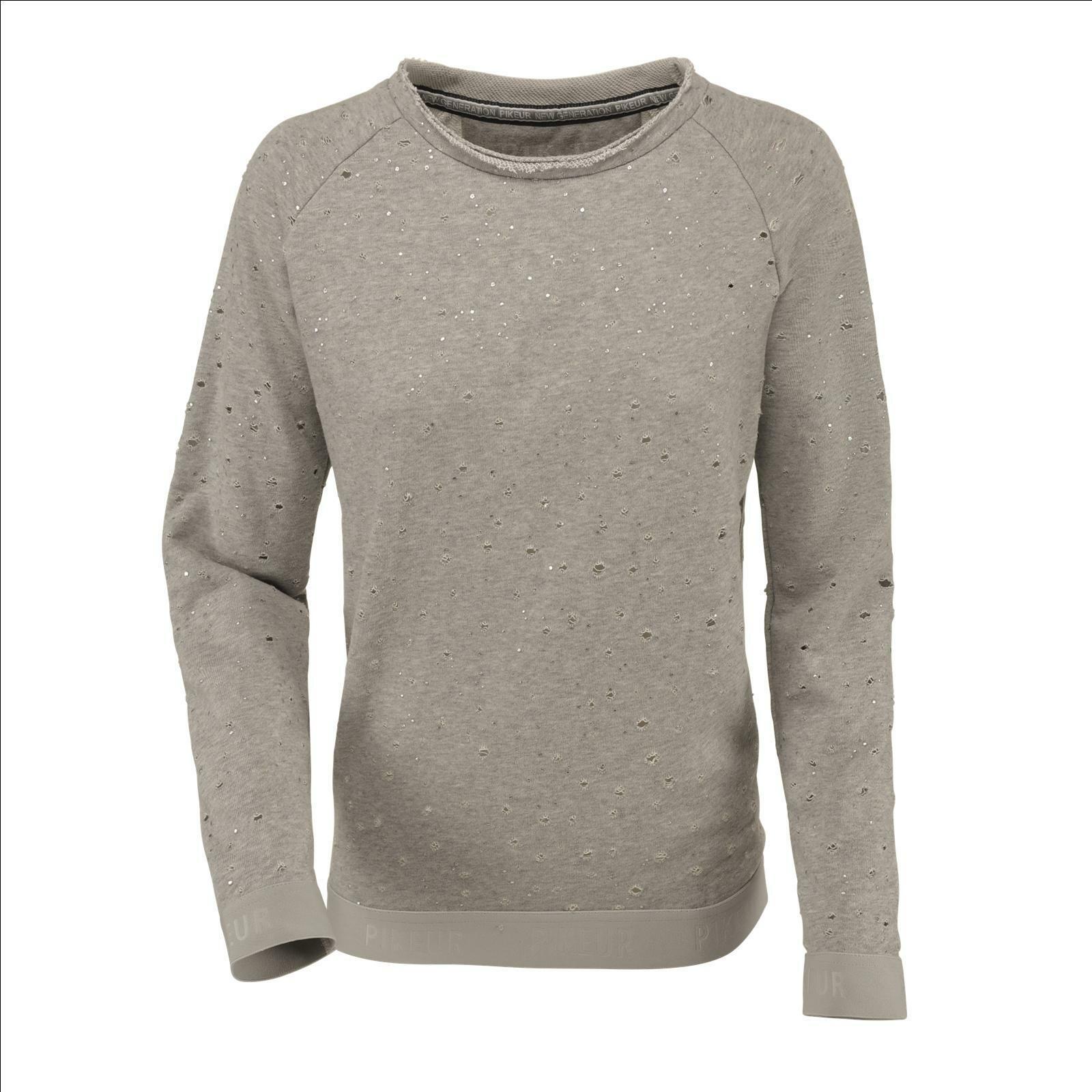Pikeur Damen Rundhalssweater    HYSA   , Damensweater, Sweater    Verschiedene Stile