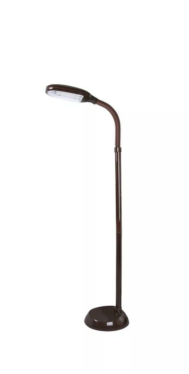 on sale 00c21 eca7b NIB, Factory Sealed, Bell & Howell Sunlight Floor Lamp Black