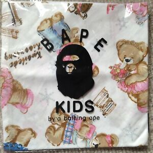 Bape Kids By A Bathing Ape Designer Bandana Rare Brand New-afficher Le Titre D'origine Un RemèDe Souverain Indispensable Pour La Maison