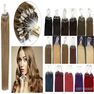 16-034-18-034-20-034-22-034-Loop-Micro-Ring-Beads-Tipped-Remy-Real-Human-Hair-Extensions100S