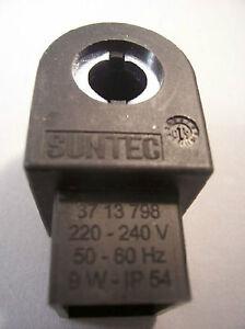 Magnetventilspule-Suntec-T80-3713871SAV-Magnetspule-einzeln-steckbar