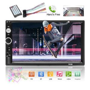 Car-Autoradio-Car-Radio-Multimedia-Player-Bluetooth-Stereo-Audio-Auto-Electronic