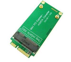 ASUS-EEE-PC-3x7cm-Mini-PCI-e-SATA-to-3x5cm-mSATA-SSD-Adapter-Converter-Card