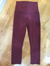 Lululemon Wunder Under High Rise Crops Size 4