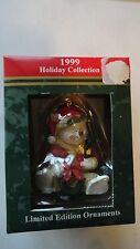 Rainbow Bros Ltd 1999 Holiday Collection Snowman Ornament New in Box