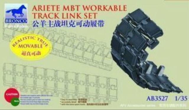 Bronco 1/35 3527 Italian C1 Ariete MBT Track Link