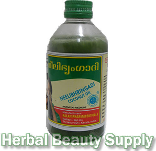 200ml NEELIBHRINGADI COCONUT AMLA INDIGO BHRINGRAJ HAIR OIL HAIR FALL/LOSS