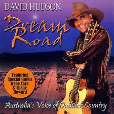 Dream Road by David Hudson CD 2007 Australian Sun SEALED NEW Irene Cara
