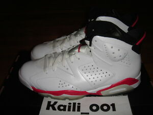 premium selection 4cb92 c0bc8 Image is loading Nike-Air-Jordan-6-Retro-Size-11-5-