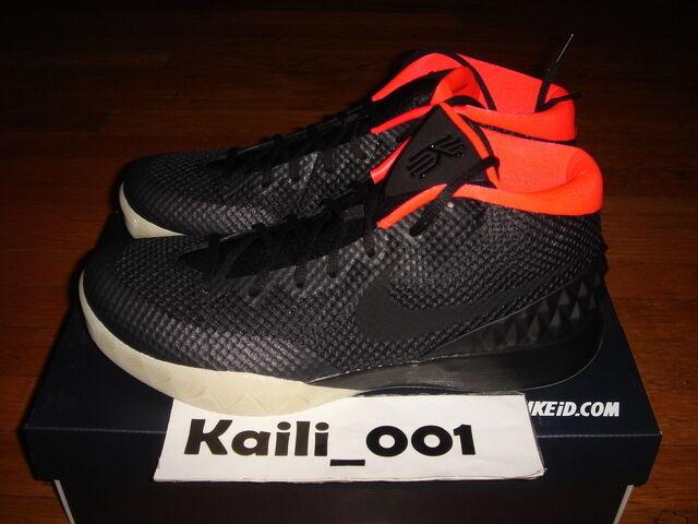 Nike kyrie 1 id sz nero in sogno oscuro bagliore solare guerrafondaio og aria zoom b