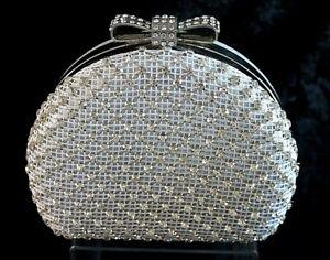 Pochette argento in Diamante sposa sposa Design da da fzzq4Awr