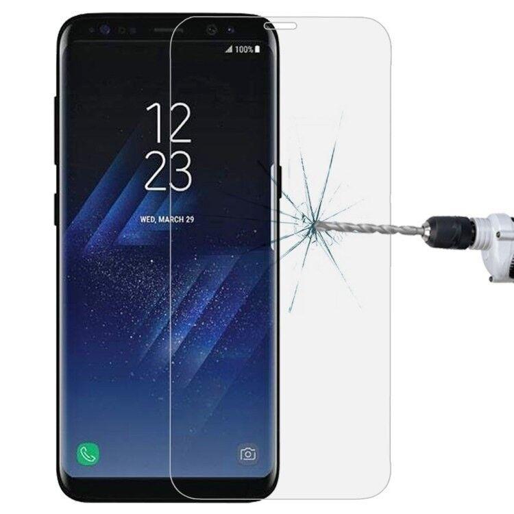 Andet, Samsung galaxy S8 fuldskærms panserglas...