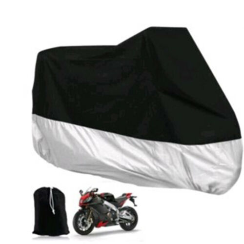 Motorcycle Decoration Cover Stowing Tidying Protection Outdoor 3D Design XXXL