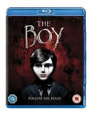 The Boy [Blu-ray] Lauren Cohan, Rupert Evans New Sealed