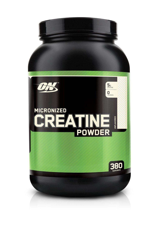 Optimum Nutrition Creatine Powder UnflavoROT 2000g Bottle (4.4 lbs)